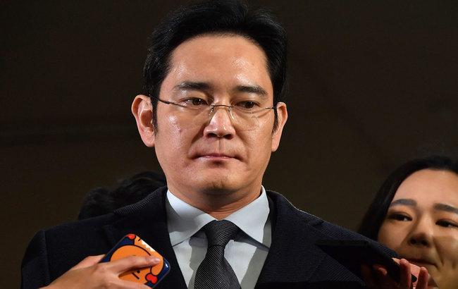 Фото: арестован глава Samsung
