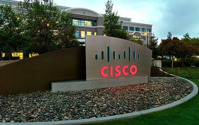 Фото: фінрезультати Cisco демонструють негативну динаміку