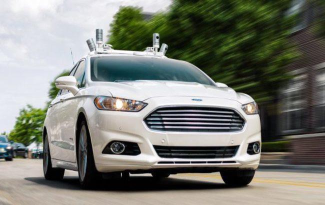 Фото: Ford активно готовится в выпуску самоуправляемого автомобиля