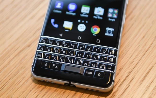 Фото:BlackBerry представила смартфон