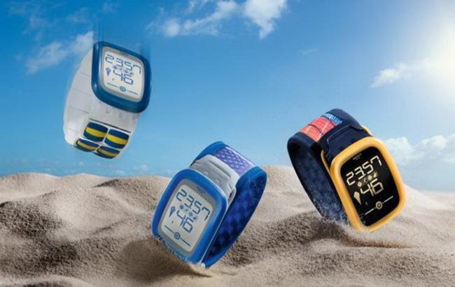 Фото: Swatch разрабатывает операционную систему для смарт-часов