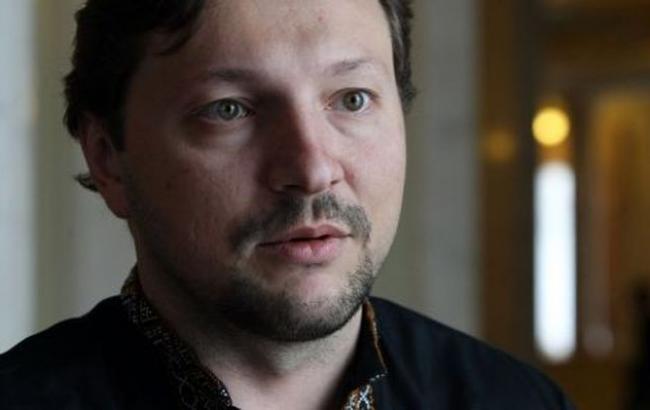 Міністр інформації України Юрій Стець