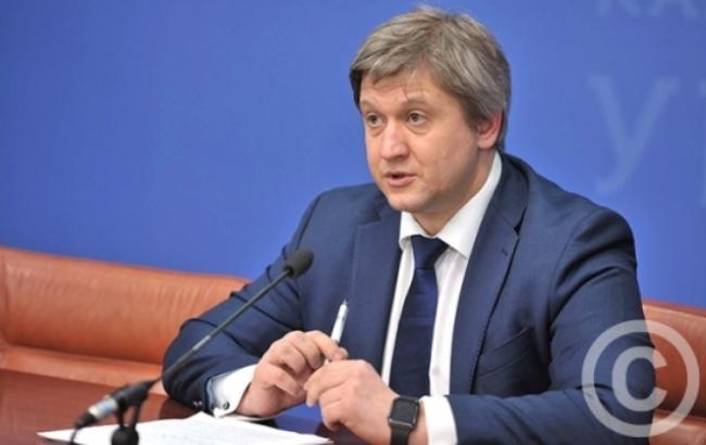 Валютні позики становлять 70% держборгу України, - Данилюк