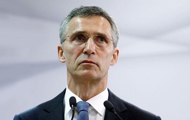 Фото: Столтенберг вважає, що стабільне оточення НАТО сприяє безпеці самого альянсу