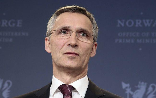 Великобританія продовжить грати провідну роль в НАТО, - Столтенберг