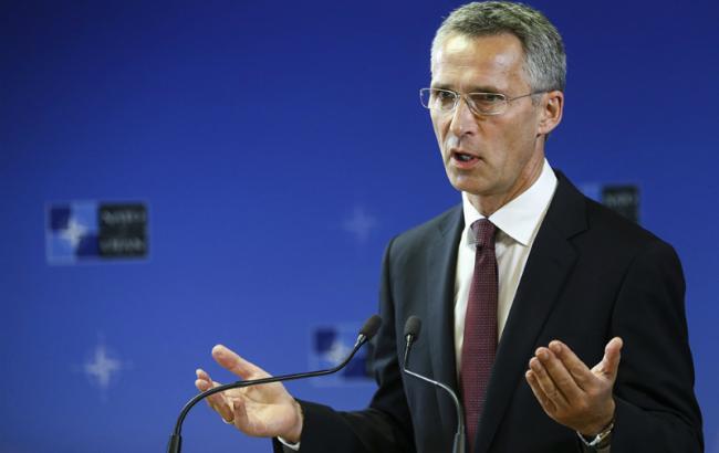Генеральний секретар НАТО Йенс Столтенберг