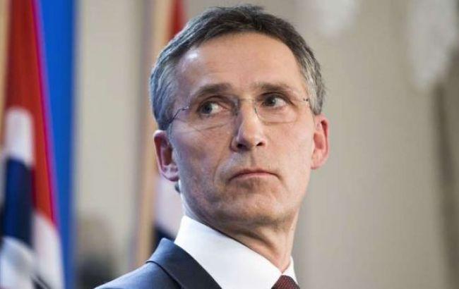 Україна може розраховувати на підтримку НАТО, - Столтенберг