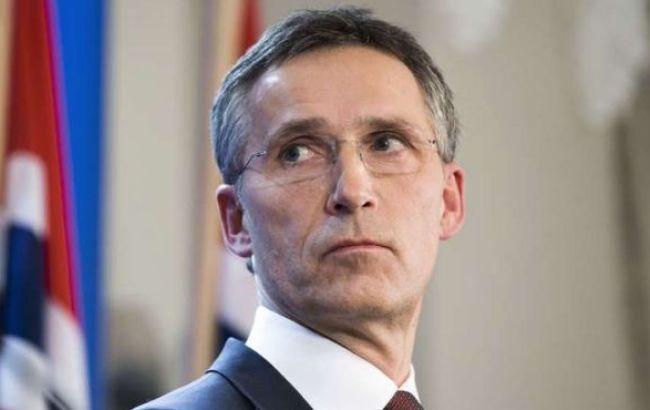 Столтенберг оценил заседание комиссии Украина-НАТО как очень успешное