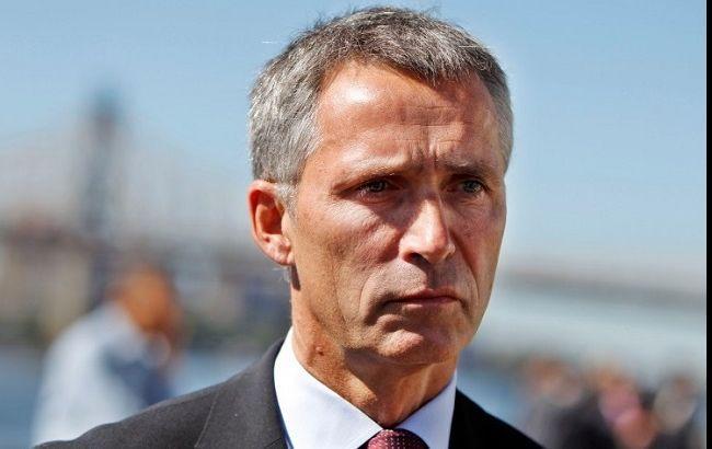 Генсек НАТО призвал РФ отказаться от признания независимости Абхазии и Северной Осетии