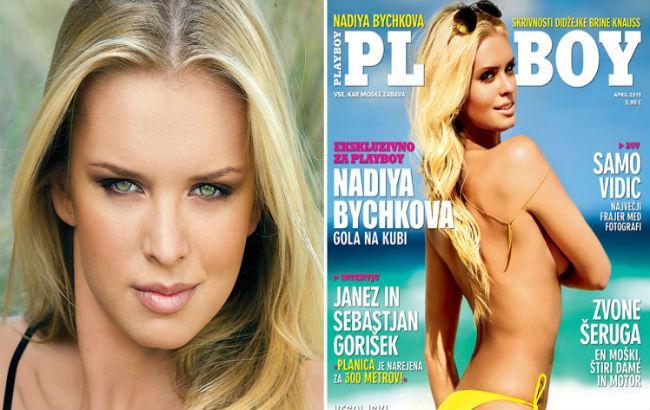"""Українська модель Playboy підкорює британські """"Танці з зірками"""""""