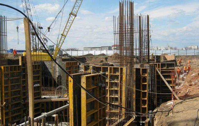 Обсяги будівництва в Україні за січень зросли на 35%