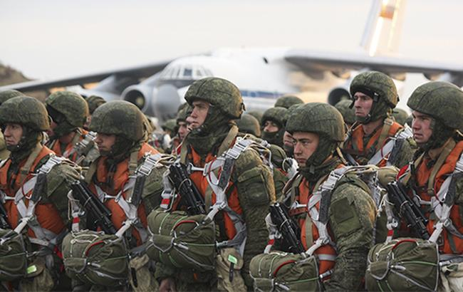 Фото: Российский десант (structure.mil.ru)