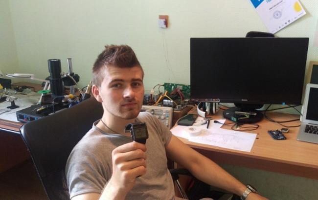 Фото: винницкий студент Дмитрий Кривой (Gazeta.ua)