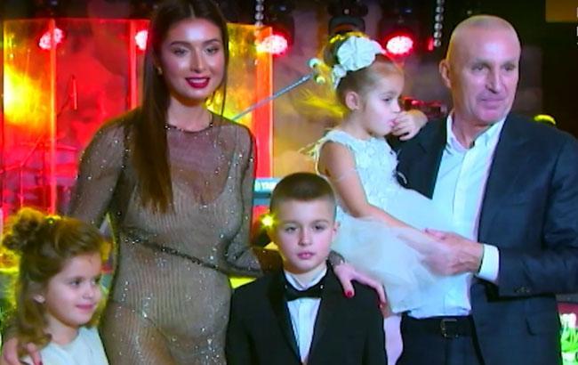 Как жена Ярославского отметила 30-летие