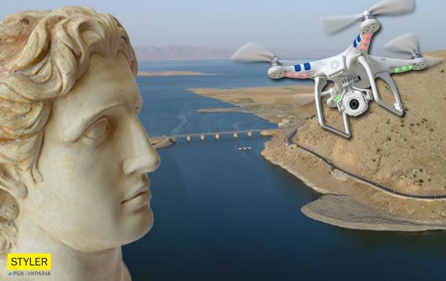 Ученые обнаружили затерянный город Александра Македонского