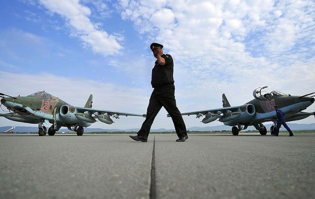 Фото: більше половини росіян схвалюють нанесення силами РФ авіаударів у Сирії