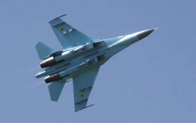 Украинский летчик стал лучшим на международном авиапоказе