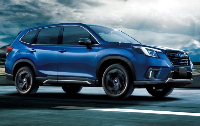 Новий Subaru Forester запозичить технології Toyota