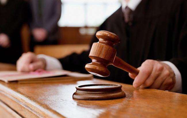 Фото: суды в Украине