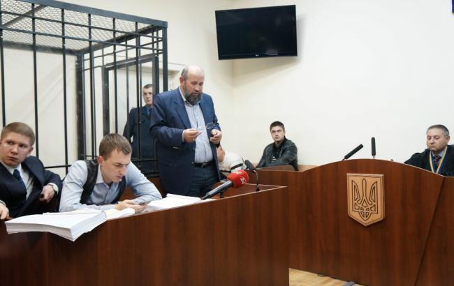 Вбивство Бузини: суд подовжив арешт підозрюваному бійцеві АТО Медведьку