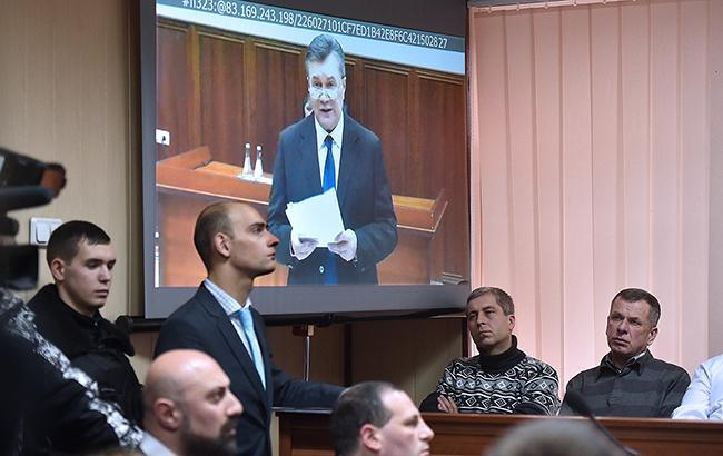 Прокуратура обосновала привлечение Виктора Януковича к уголовной ответственности