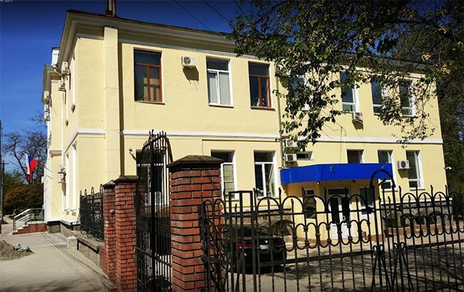 Фото: Київський районний суд Сімферополя (maps-google.com)