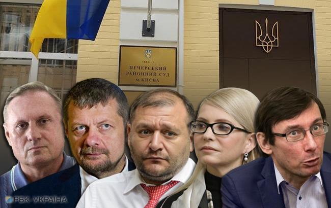 """Право вносить залоги - приятный подарок политикам от """"портновского"""" Кодекса"""