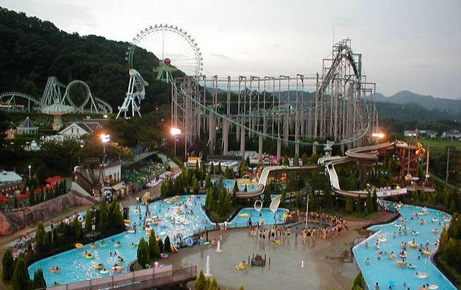 Фото: аквапарк Tokyo Summerland