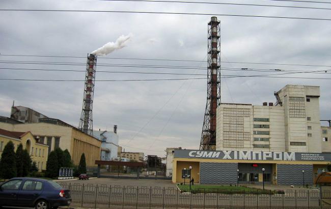 """Прокуратура подозревает руководителя """"Сумыхимпрома"""" в хищении 93 млн гривен"""