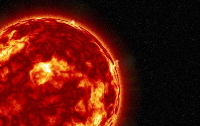 Хмара плазми після спалаху на Сонці