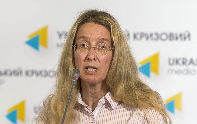 И.о. министра здравоохранения Ульяна Супрун готовится к подписанию контрактов с международными организациями