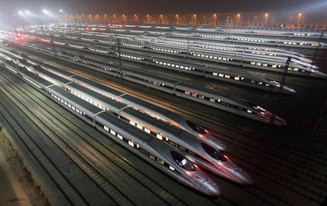 Фото: Китай выделит 36 млрд долларов на железнодорожную сеть