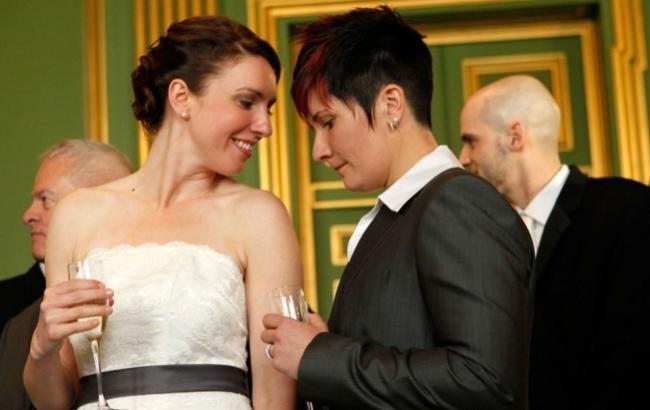 Фото: Однополые браки