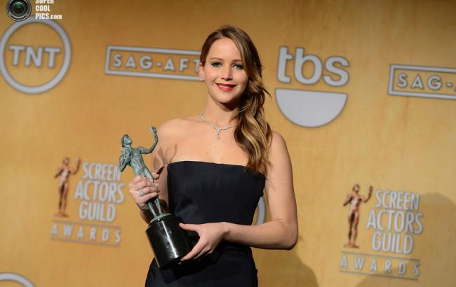У Лос-Анджелесі вручили премію Гільдії кіноакторів