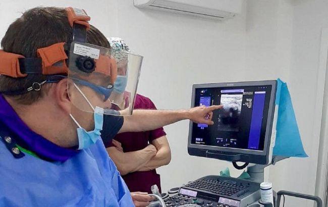 В Украине впервые провели операцию с помощью виртуальной реальности