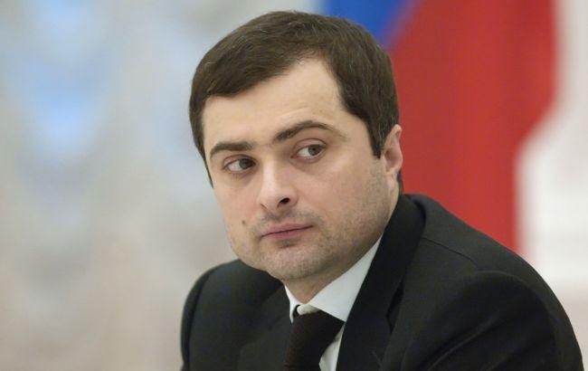 Наливайченко: Сурков во время расстрела Майдана находился в Киеве