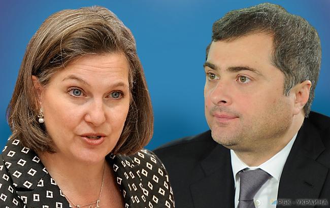 Решение о продолжении переговоров Суркова с Нуланд по поводу Украины не принято