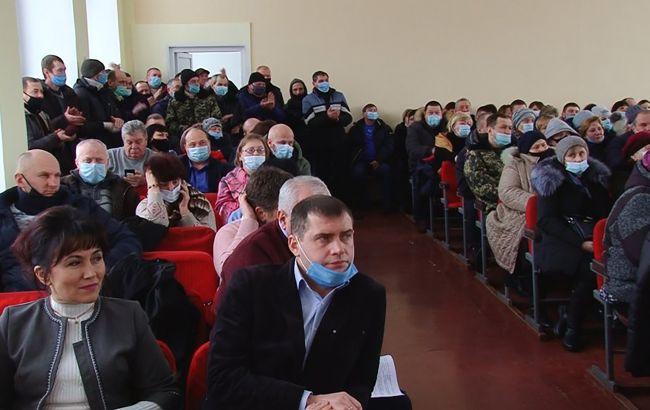 В Украине поселковым старостам предоставили эффективные функции