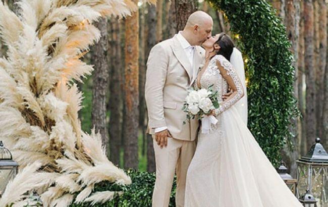 Всю жизнь тебя люблю: Настя Каменских и Потап отметили вторую годовщину свадьбы