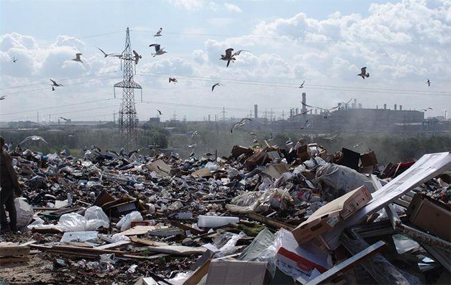 Проблема утилизации мусора в Украине назрела давно