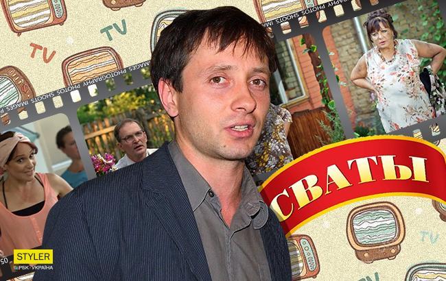 """""""Это постановка"""": звезда """"Сватов"""" впервые прокомментировал скандал с запретом сериала"""