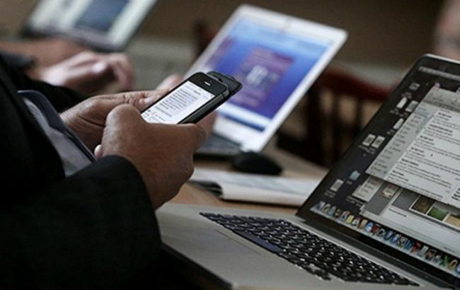 Фото: доходы услуг связи немного выросли