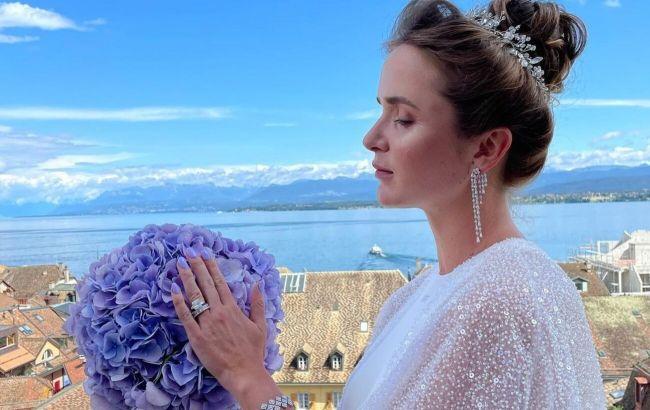 Свитолина вышла замуж за французского теннисиста: фото со свадьбы