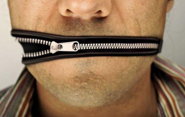 Фото: стан свободи слова в Україні за рік покращився
