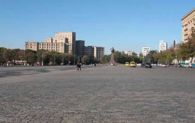 Милиция: ВХарькове «заминировали» наибольшую площадь государства Украины