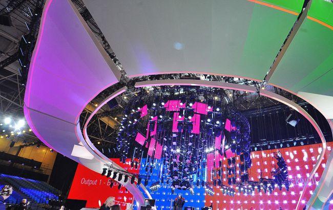 Фото: Киев готовится к Евровидению-2017 (1tv.com.ua)