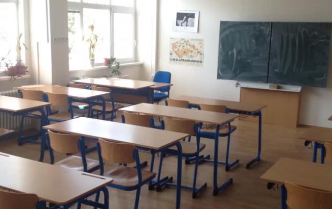 Фото: Школьный класс