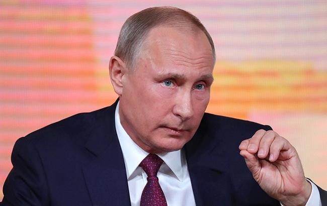 Путін виключив повернення Криму Україні на будь-яких умовах