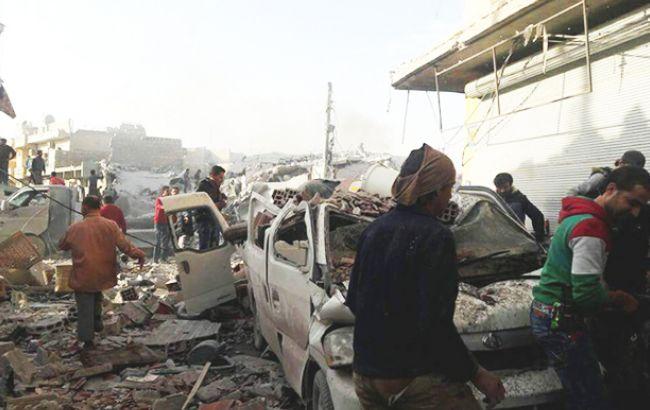 ВСирии окончено разминирование Дейр-эз-Зора