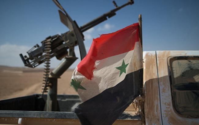 У Сирії за добу зафіксували 15 порушень режиму припинення вогню